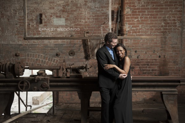 Dallas Wedding Planner, Dallas Wedding Photographer, Paul Ernest Photography, Cotton Mill Engagement Photo