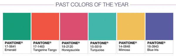 Pantone, Color of the Year, Dallas Wedding Planner, Dallas Event Planner, Ebony Peoples Events & Design