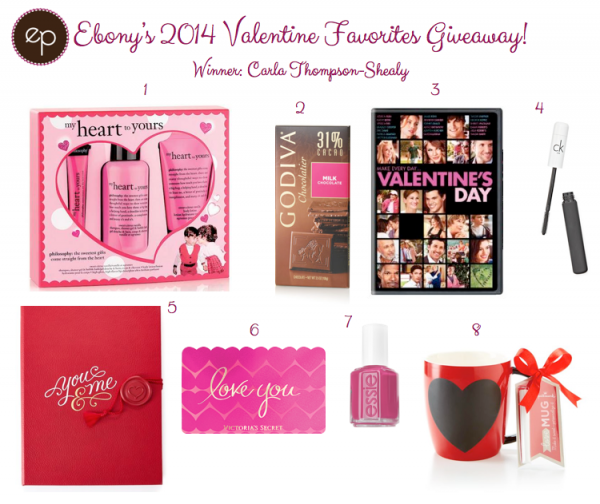 Ebony Peoples, Valentine's Day, Dallas Wedding Planner, Dallas Event Planner, Valentine Giveaway Winner, Victoria's Secret