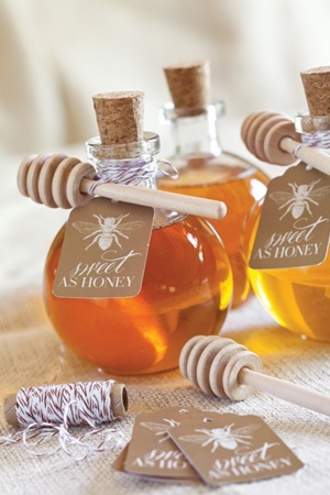 20Edible Favor - Honey