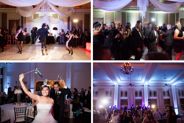 Dallas Wedding Planner, Texas Wedding Planner, Wedding Music, Ebony Peoples Events & Design, Ben Q. Photography, The Room on Main, The Rosewood Crescent Hotel