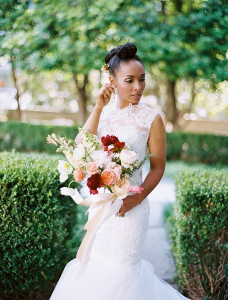 Dallas Wedding Planner, Dallas Event Planner, Ben Q. Photography, Ebony Peoples Events & Design, Garden Wedding, Dallas Texas
