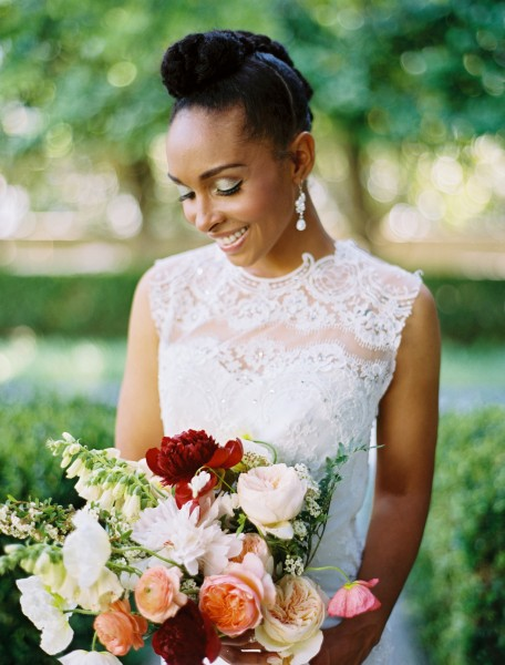 Dallas Wedding Planner, Ebony Peoples Events & Design, Dallas Event Planner, Garden Wedding, Ben Q. Photography, Marie Gabrielle, Dallas Texas