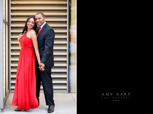 Dallas Wedding Planner, Dallas Event Planner, Ebony Peoples Events & Design, Amy Karp Photography, Dallas Engagement