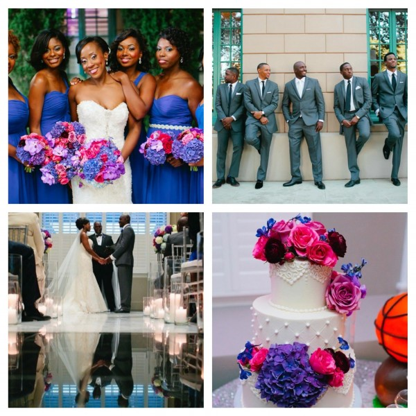 Dallas Wedding Planner, Ebony Peoples Events & Design, Jackson Wedding Studios, The Stoneleigh Hotel