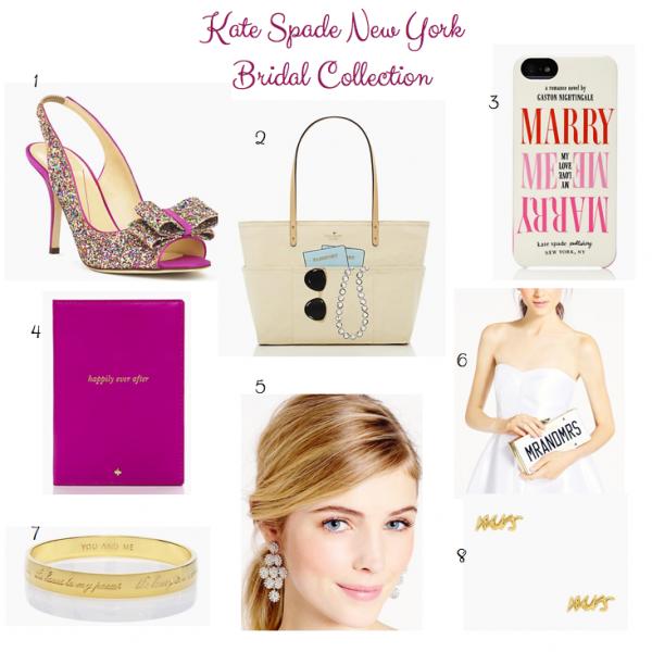 Dallas Wedding Planner Kate Spade Pink Accessories Event